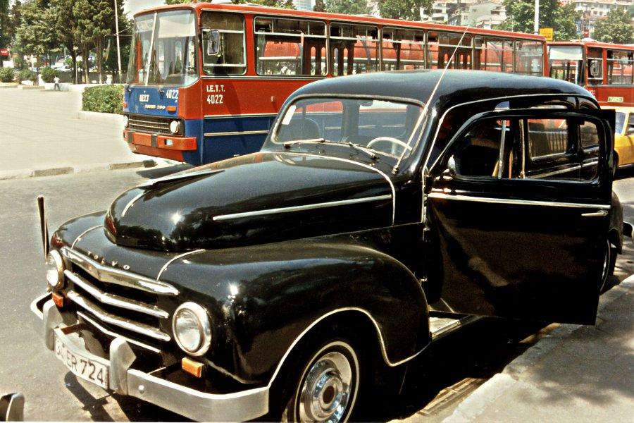 1986 Kadıköy Volvo Dolmuş - Levent Haydaroğlu