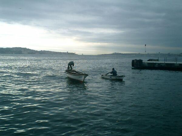 Balıkçılar - Fırat Uğumlu