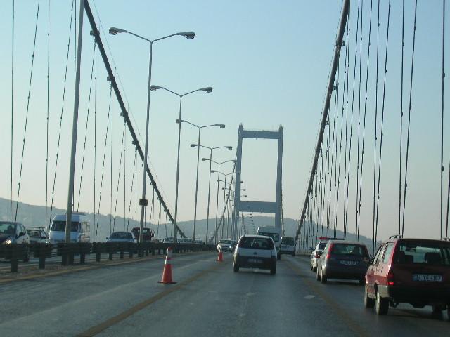 Boğaz Köprüsü - Kayhan Nermin