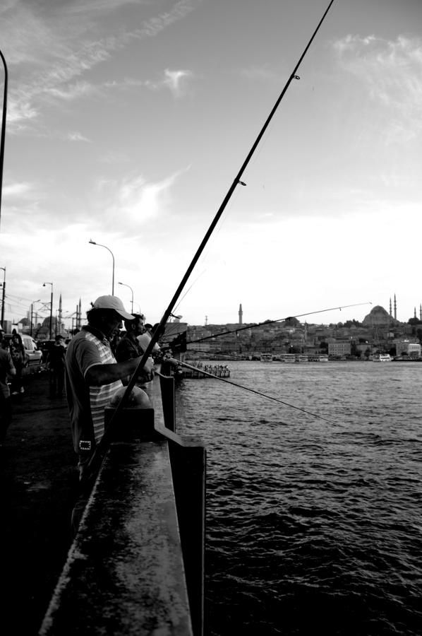 Galata Köprüsü - Ecenaz Kızıltan