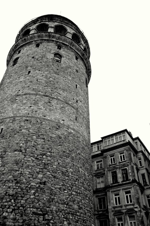 Galata Kulesi - Ecenaz Kızıltan