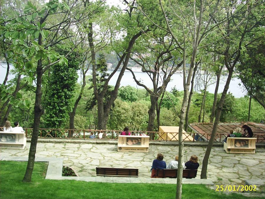 Emirgan Parkı - Fatma Canik
