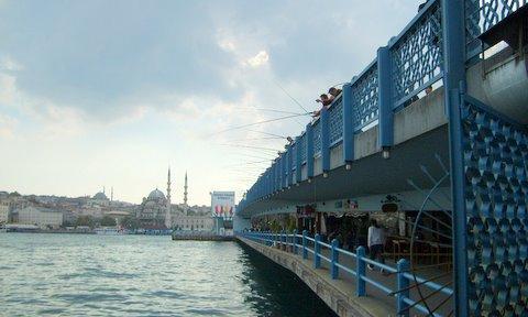 Galata Köprüsü - Ekrem Toğuş