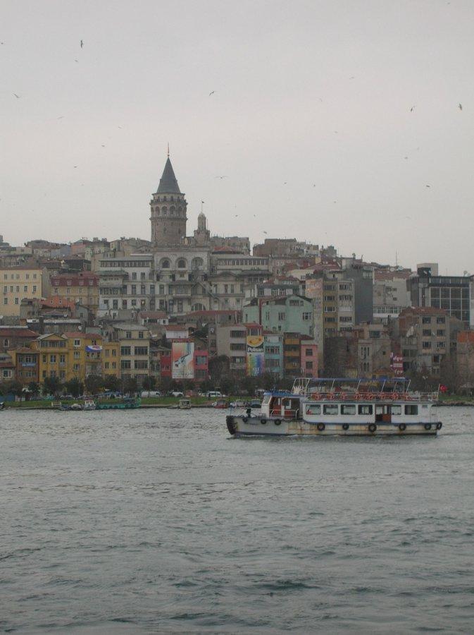 Galata Kulesi - Özlem Kırmızıoğlu