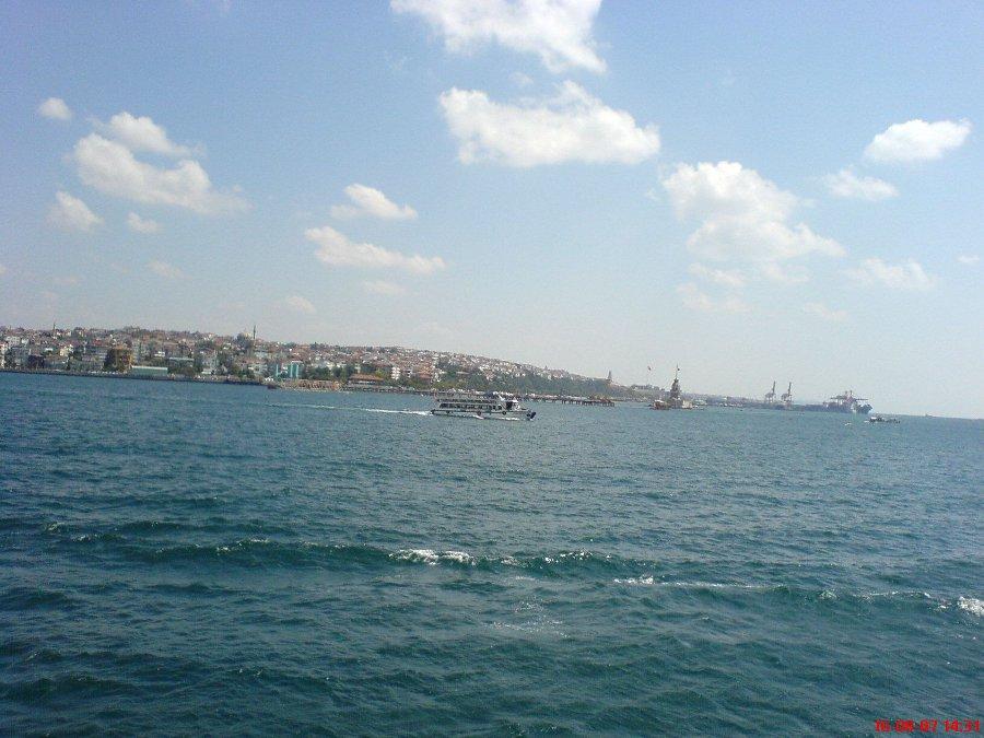 İstanbul Boğazı - Sedat Yakan