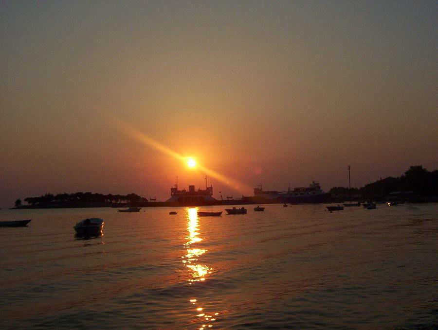 İstanbul`da Gün Batımı - Barış Can