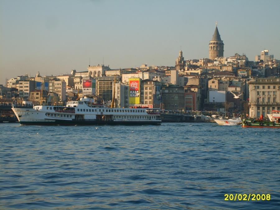 Karaköy Galata - Faruk Özer