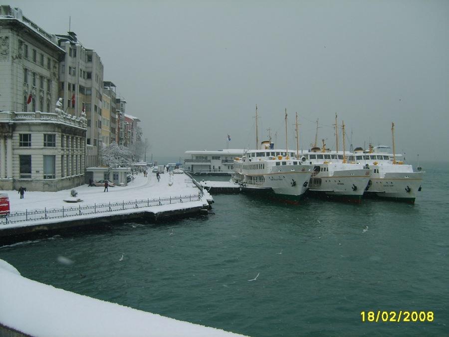 Karda İskele - Faruk Özer