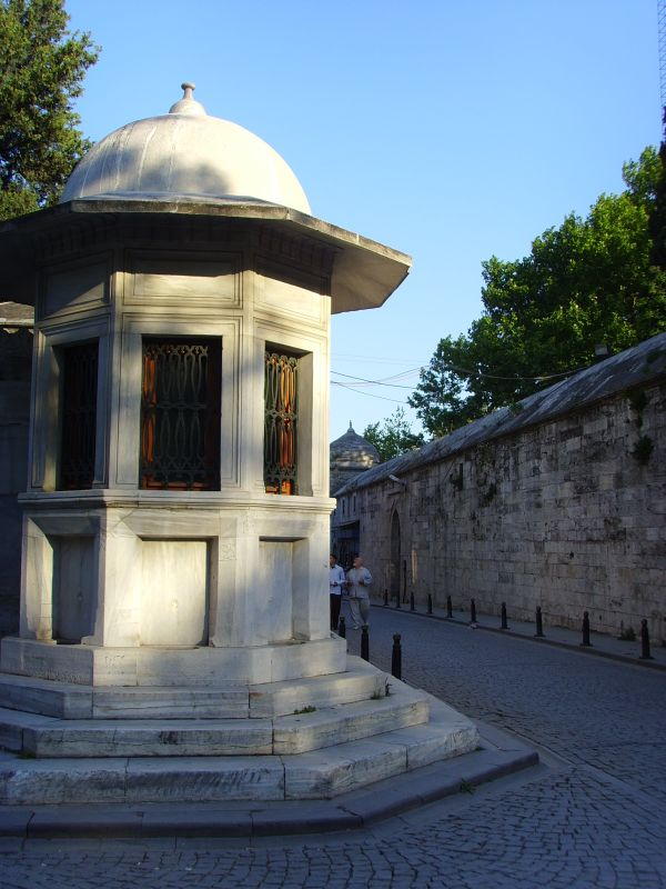 Mimar Sinan Türbesi - Tuğba Topal