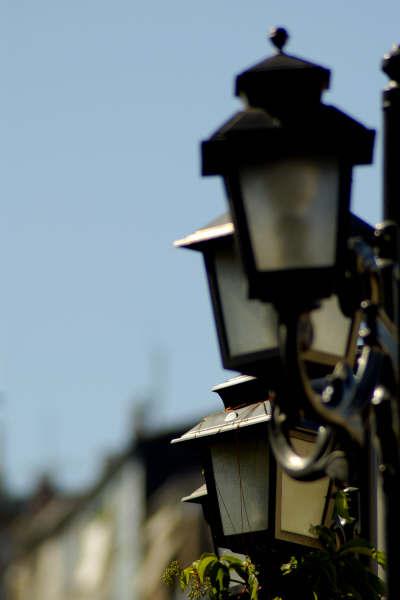 sokak Lambaları - Celal Erdoğdu