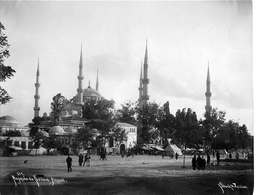 Sultanahmet - 1870
