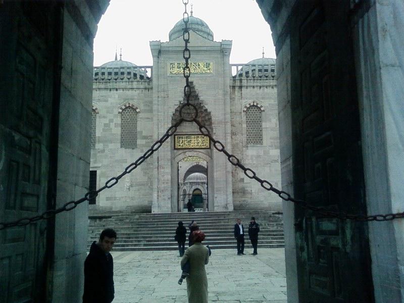 Sultanahmet Camisi - Coşkun Kaban