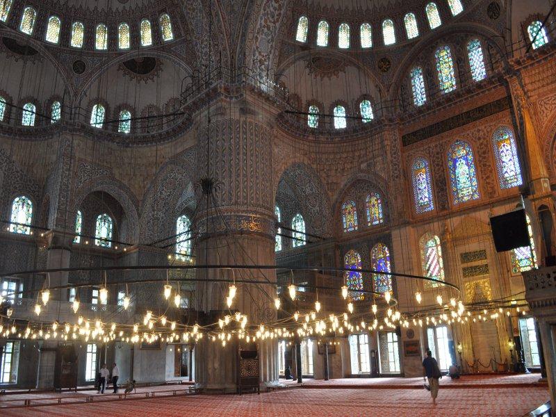 Sultanahmet Camii - Nail Özdil