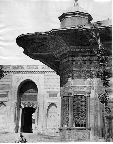 Sultanahmet Çeşmesi - 1870