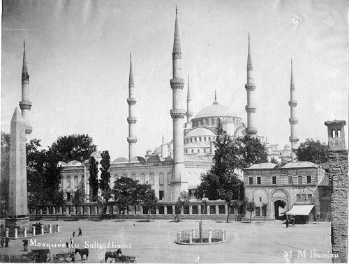 Sultanahmet - 1880