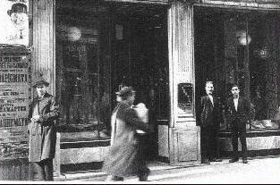 Tokatlıyan Lokantası - 1930