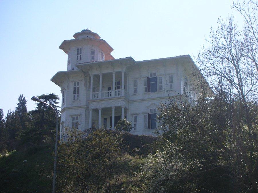 Üryanizade Nakkaş Baba Konağı - Faruk Cimbar