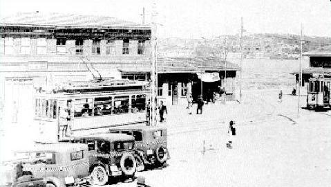 Üsküdar Meydan - 1930