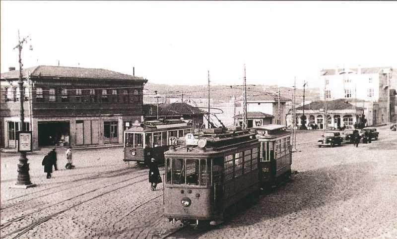 Üsküdar Meydan - 1940