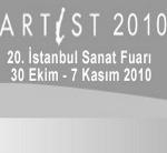 20. İstanbul Sanat Fuarı: Artist 2010