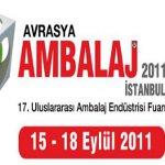 Avrasya Ambalaj 2011 - İstanbul