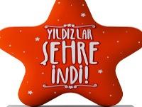 YILDIZLAR ŞEHRE İNDİ!