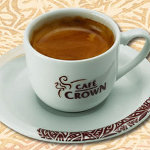 Cafe Crown Cafe Altunizade