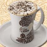 Cafe Crown Cafe Historia Fatih AVM