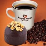 Gloria Jean's Coffees'den Fındıklı ve Çikolatalı Kek