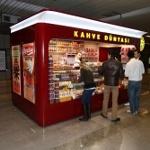 Kahve Dünyası 'Metro'da, 15 İstasyonda!