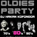 Oldies Party - Dj Hakan Küfündür