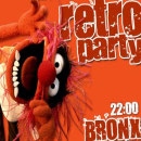 Bronx`ta `80`s Retro Party`
