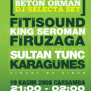 Beton Orman Dj / Selecta Set