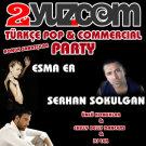 2yuz.com Party: Esma Er, Serhan Sokulgan, Taha Özer