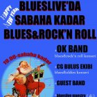 Blueslive`da Sabaha Kadar Blues & Rock`n Roll