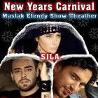 New Years Carnival @ Murat Boz-Sıla-Murat Dalkılıç