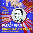 Obama Inauguration Party