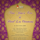 New Years Eve @ Les Ottomans
