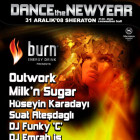 Burn Dance The New Year 09 @ Sheraton