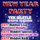 Riddim New Year Party