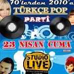 70`lerden 2010`a Türkçe Pop Parti