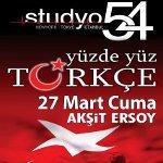Akşit Ersoy ile % 100 Türkçe Gecesi