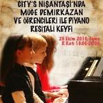 29 Ekim Cumhuriyet Bayramı´na Özel Piyano Resitali