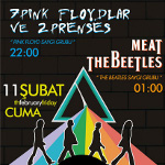 7 Pink floyd ve 2 prenses - Meat The Beetles