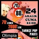 70`lerden 2000`lere Türkçe Pop Parti - DJ Hakan Küfündür