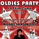 70's, 80's, 90's Oldies Party – Michael Jackson Özel