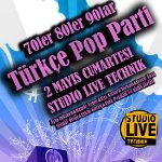 70ler - 80ler - 90lar Türkçe Pop Parti