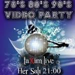 70`s 80`s 90`s Video Party