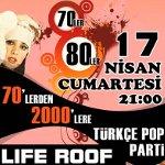 70lerden 2000lere Türkçe Pop Parti