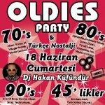 70`s 80`s 90`s Oldies Party & Türkçe Nostalji - Dj Hakan Küfündür